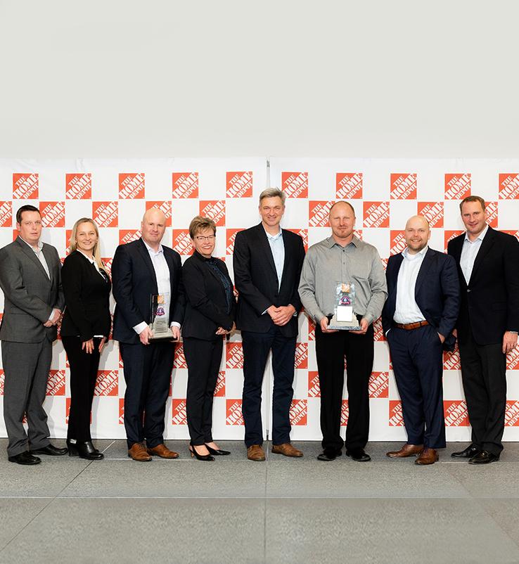 willowbrook team winning award