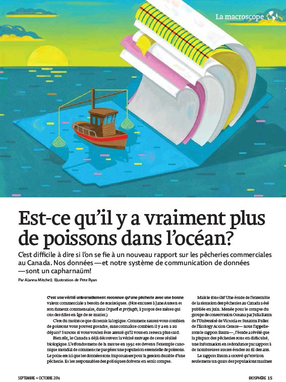 Article image with illustration of boat on the water