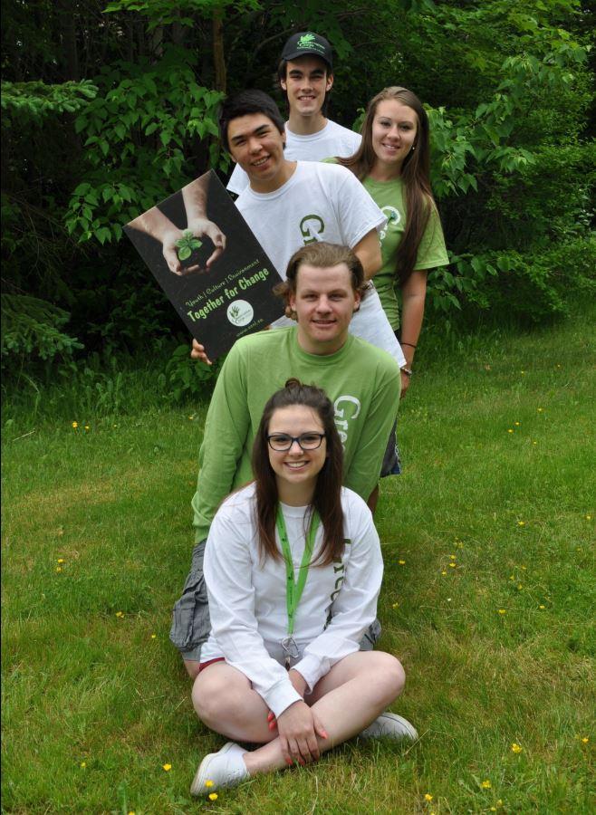 Le Camp des jeunes pour la conservation Go Wild! de la Fédération de la faune de C.-B.