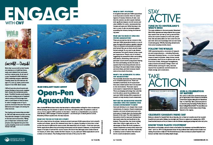 Engage bulletin July 2016