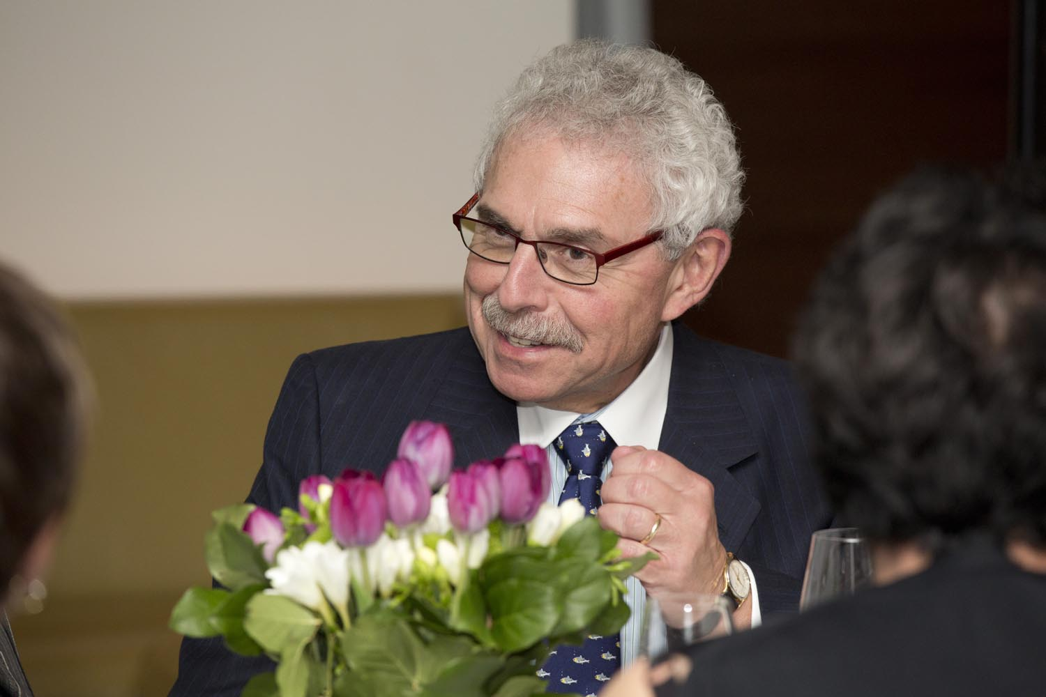 Foundation Chair, Dr. Bernie Gosevitz