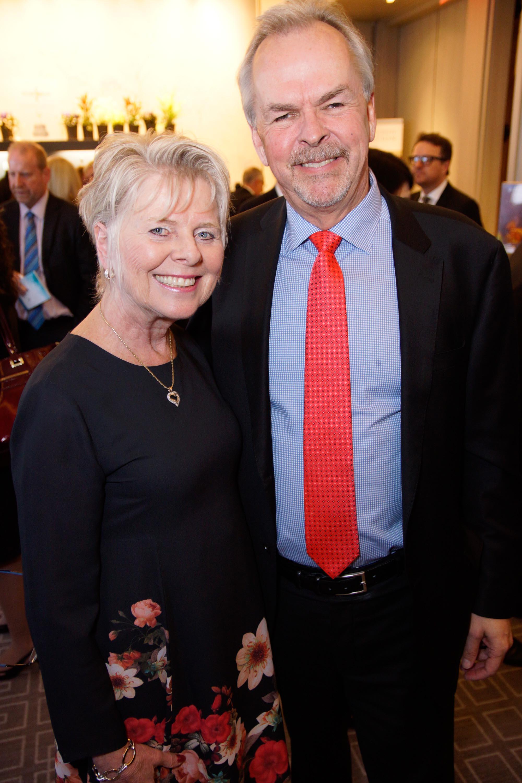 Bruce and Yvonne MacKay