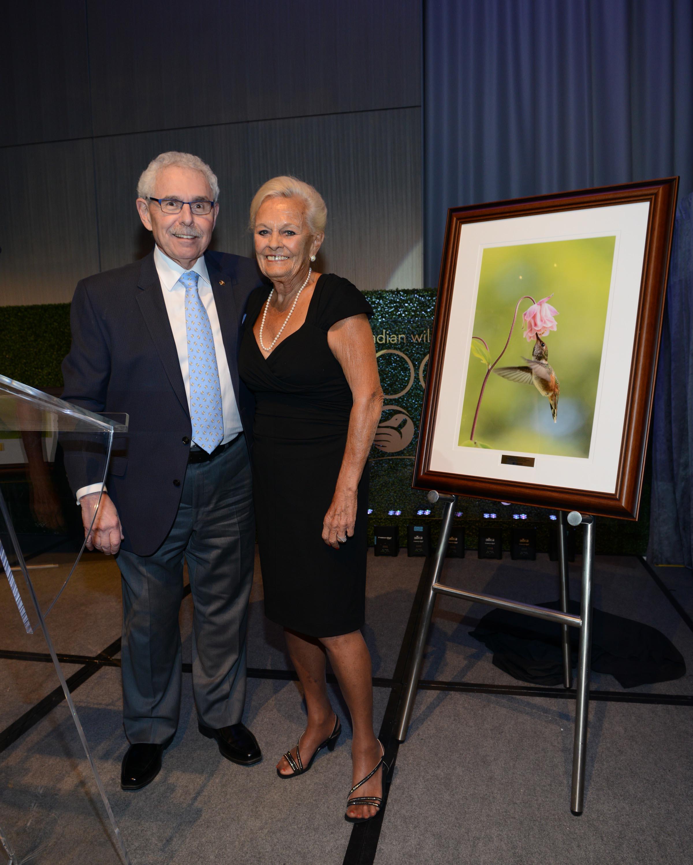 Dr. Bernie Gosevitz and Mrs. Loretta Rogers
