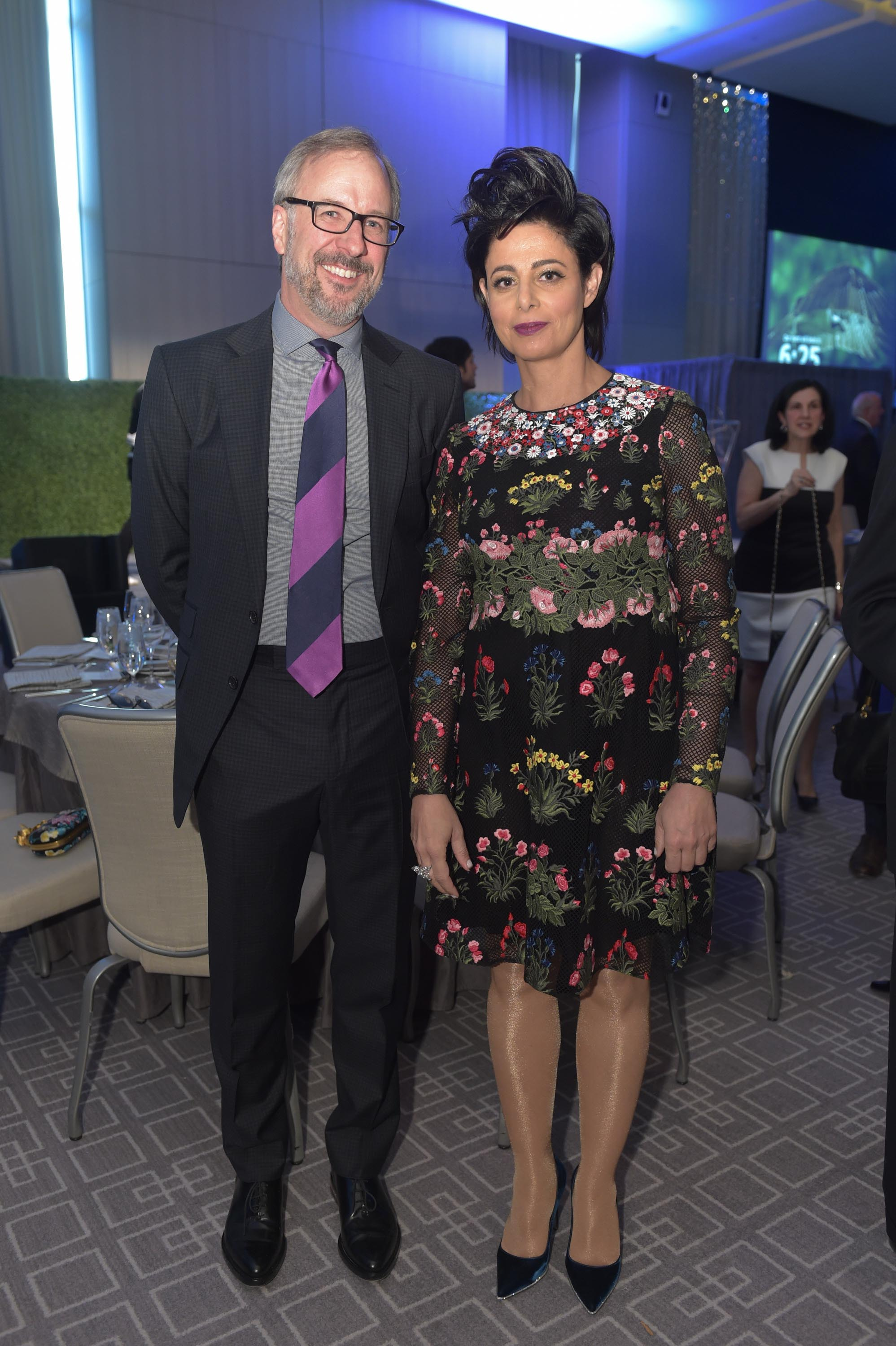 Marien Henein and Glen Jennings