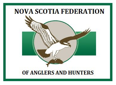 Nova Scotia Federation of Anglers and Hunters logo