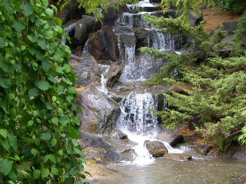 Juin 2011 : Étendues et cours d'eau