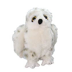 Snowy Owl plush toy