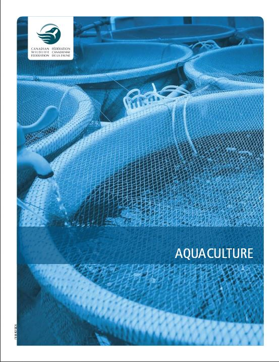 Aquaculture report cover