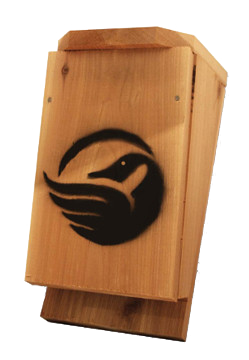 CWF Wood bat box