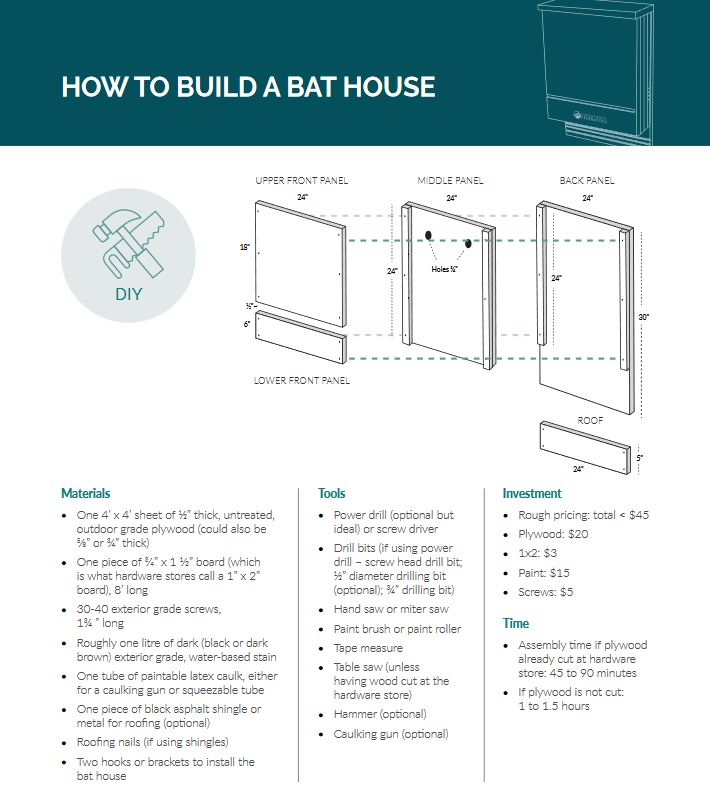 bat house build cover