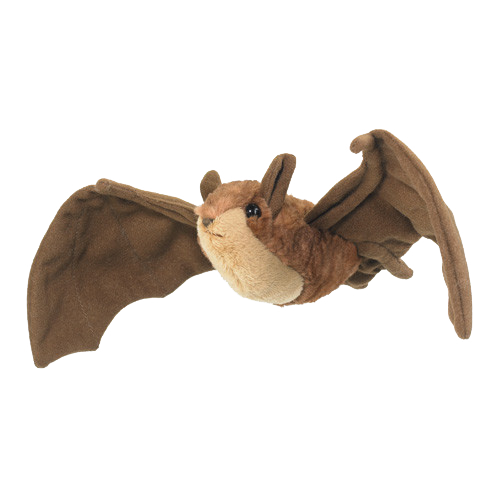 Bat plushie toy