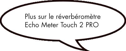 Echo meter