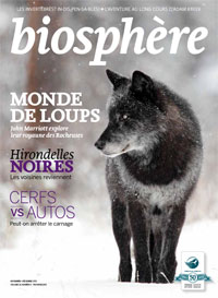 Biosphere November December 2012 magazine cover