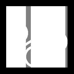 evolution icon white