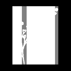 plant icon white