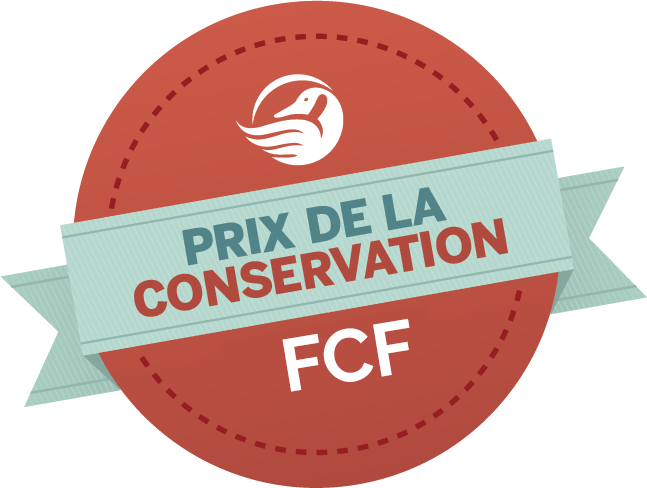 CWF Conservation Awards logo