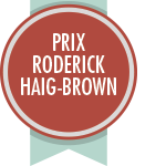 Prix Roderick Haig-Brown