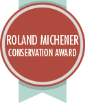 Roland Michener Conservation Award