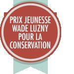 Prix du projet de conservation réalisé par des jeunes