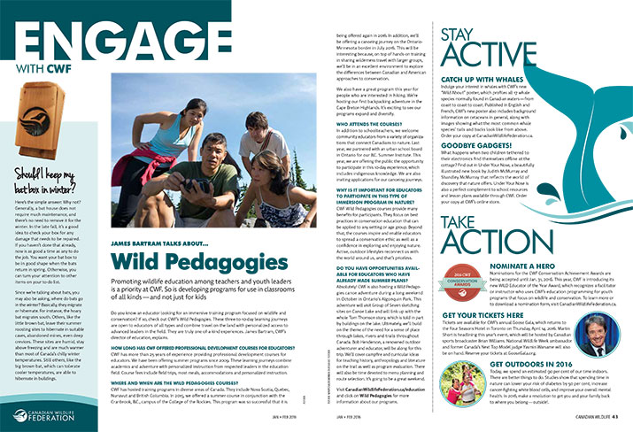 Engage Bulletin cover