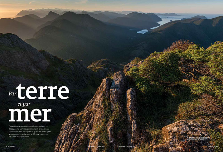 Biosphere Sept Oct 2014 Feature Land and Sea