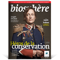 Biosphere July August 2014 Cover