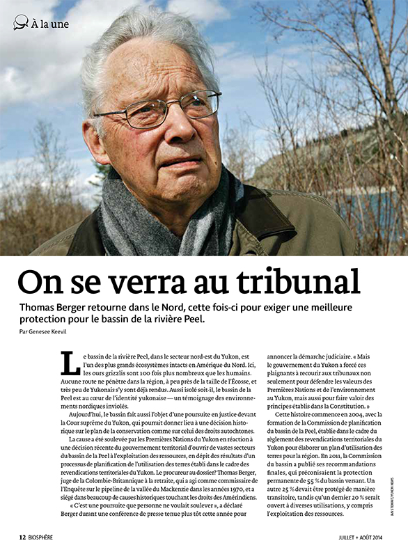 Article image with photo of Thomas Berger