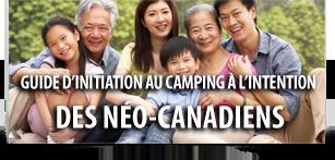 Initiation au camping