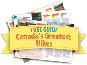 Free Guide to Canada's Greatest Hikes