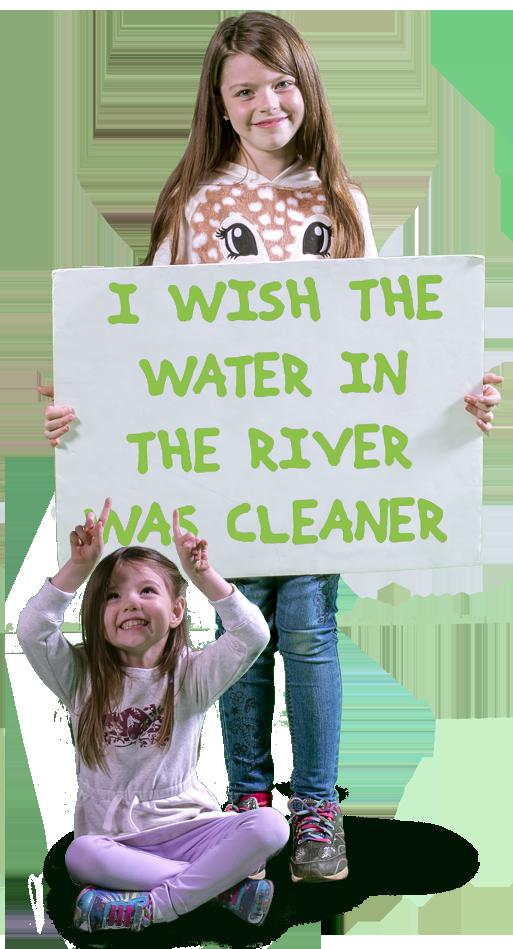 river wish
