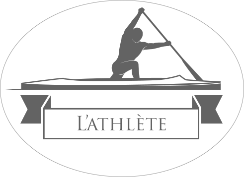 Athlete padding icon