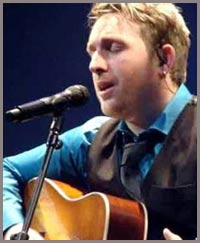 johnny reid portrait
