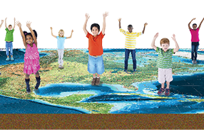 kids on wild migrations map 286