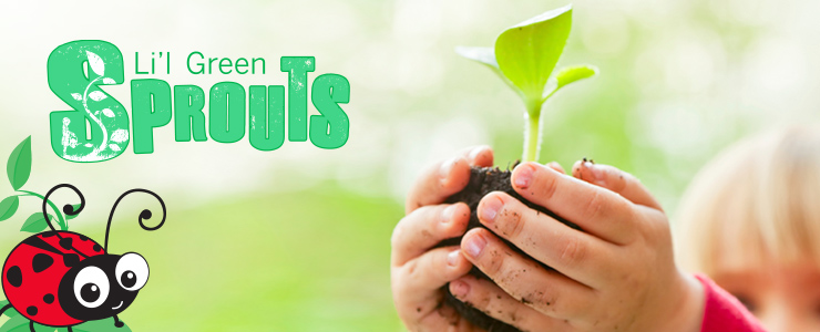 Sign Up for the Lil Green Sprouts Program!
