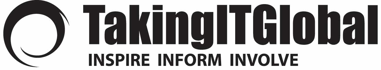 TakingItGlobal Logo