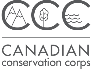 Canadian Conservation Corps logo