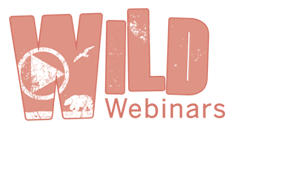 Totally Wild Webinars logo