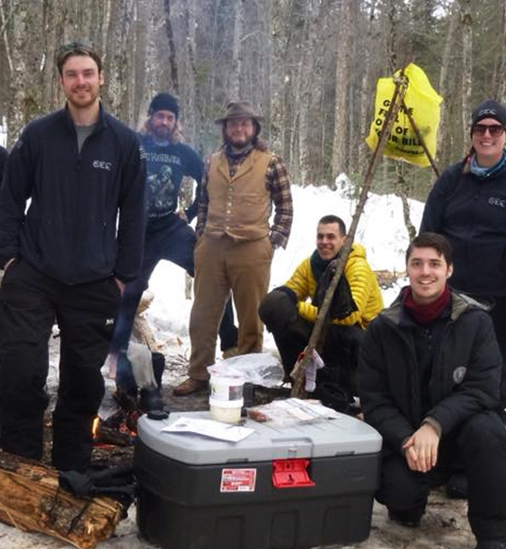 canadian conservation corps group 1 image