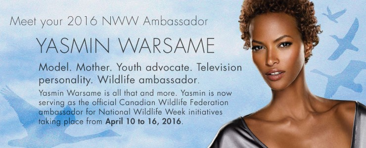 Meet Yasmin your CWF Ambassador for 2016 banner