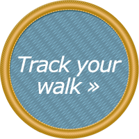 Track your walk button