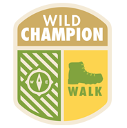 Wild Champion badge