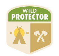 Wild Protector badge