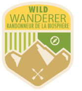 Wild wanderer badge