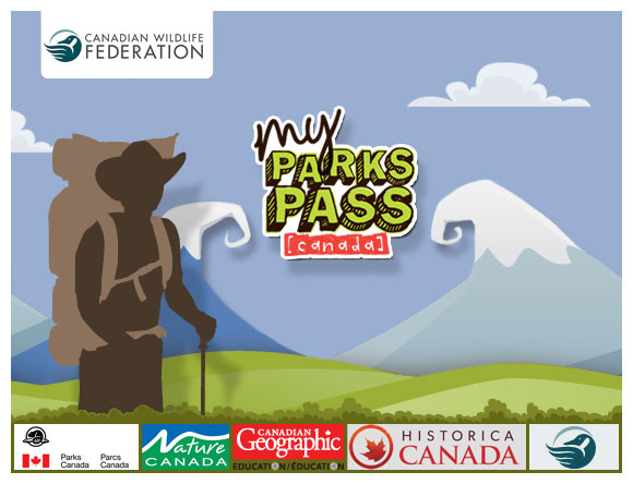 my parks pass email header