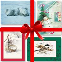 Christmas cards 2009