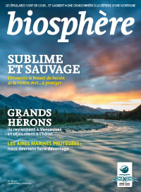 Biosphere  May June 2012 magazine cover