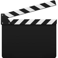 Movie scene board