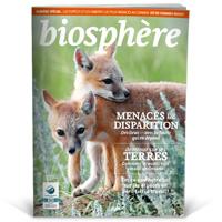 Biosphere magazine cover