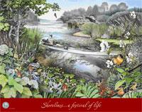 Shoreline Poster
