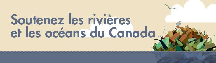 Devenez un donateur mensuel et aidez la FCF à faire une différence pour nos rivières et océans.